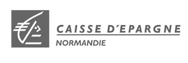 Logo Caisse d'Epargne Normandie